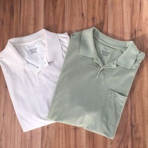 Other - Set of 2 VanHeusen Polo Shirts